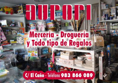 Mercería Aurori
