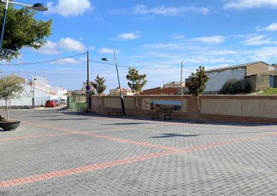 Plaza de los Versos