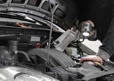 Taller Mecánico AMG
